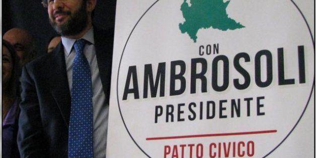 Elezioni Lombardia 2013, prima sfida a distanza tra Umberto Ambrosoli e Roberto Maroni. Il penalista...