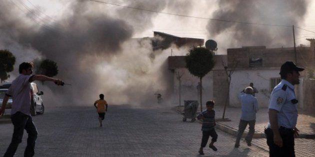 Turchia: nuovo colpo di mortaio dalla Siria, Ankara risponde. Colpito il villaggio di