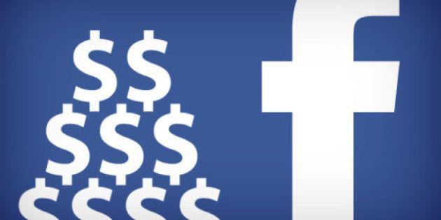 Facebook: i messaggi alle celebrità d'ora in poi si pagano.. e anche