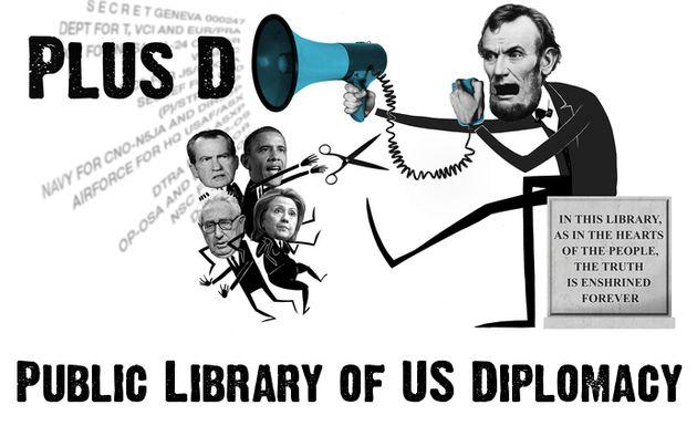 Plus D: il nuovo motore di ricerca di Assange e