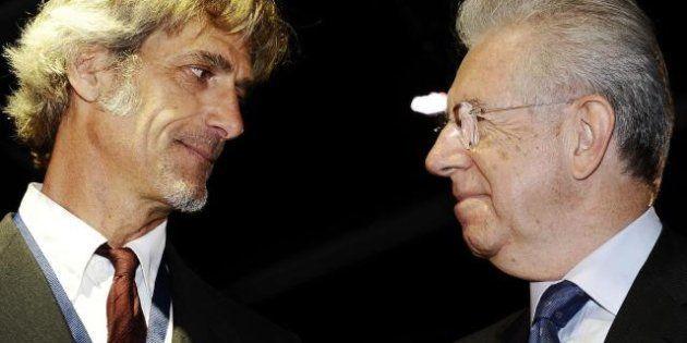 Monti: è coesione la parola chiave contro la crisi. E inaugura il nuovo stabilimento