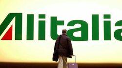 Alitalia in campagna