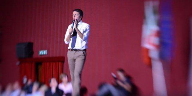 Renzi: Io liberista? Bersani e Vendola in Parlamento non hanno agito contro la