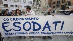 Esodati, sindacati in piazza, partiti contro il