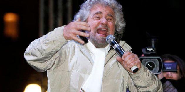 M5s, Beppe Grillo sul blog: