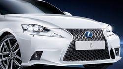 Nuova crossover compatta Lexus, sarà anche