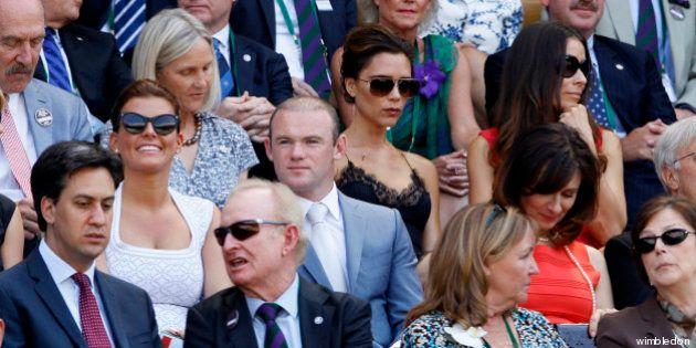 Wimbledon 2013: Djokovic contro Murray, in platea tanti vip. Da Rooney a Vicktoria Beckham pazzi per...