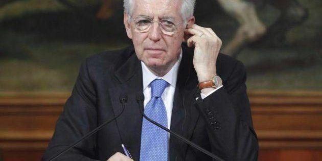 Quirinale, Scelta Civica: Mario Monti vorrebbe nome estraneo alla Seconda Repubblica, ma ai centristi...