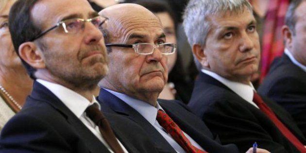 Bersani, Vendola, Nencini al Ripetta con le associazioni. Ma le reti: Non firmiamo cambiali in