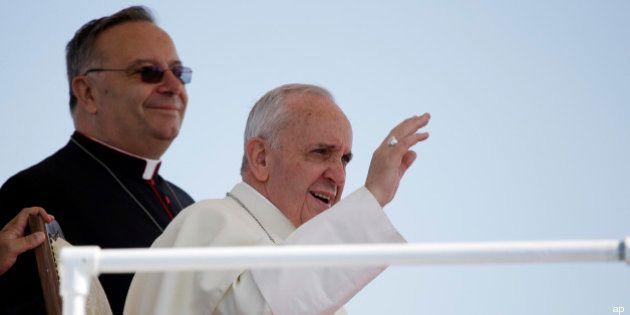 Papa Francesco a Lampedusa: