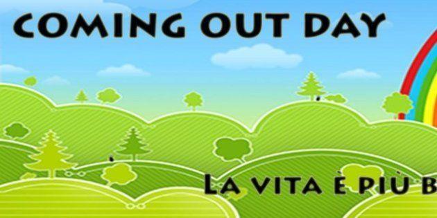 11 ottobre, Giornata internazionale del coming out: si celebra l'orgoglio dei gay che non si nascondono....