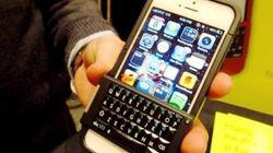 Blackberrizzare l'iPhone con un