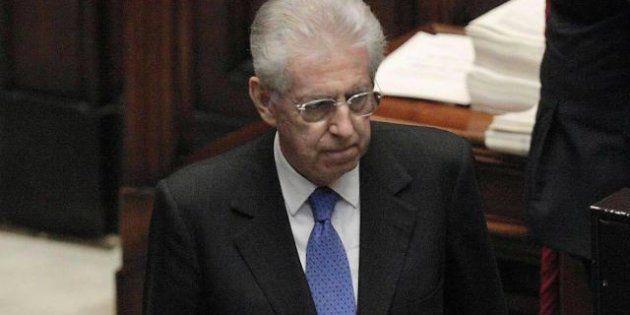 Elezioni 2013, Monti alle prese con gli sfilamenti dell'ultima ora: in Abruzzo è rivolta Udc per la nomina...