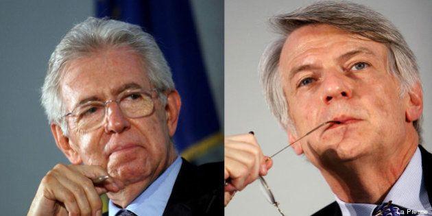Mario Monti e Ferruccio De Bortoli: botta e risposta al vetriolo sui social