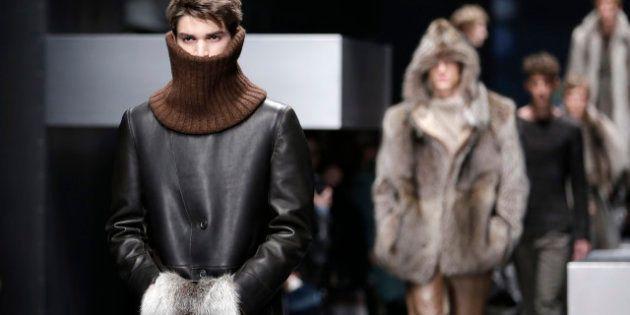 Milano Uomo, Fendi contro il freddo estremo