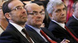Patto Bersani, Vendola, Nencini. Renzi