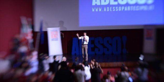 Esclusiva HuffPost: Sondaggio Emg, Renzi vince le primarie al primo turno, ballottaggio con