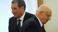 Le telefonate Mancino-Napolitano restano nel
