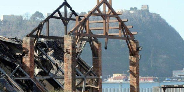 Napoli, i carabinieri sequestrano alcune aree dell'ex Italsider di Bagnoli