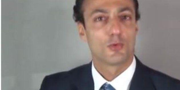 Comunali di Roma, il candidato M5s Marcello De Vito all'Huffpost:
