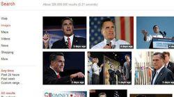 Per Google Romney è