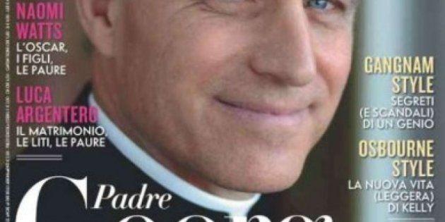 Padre Georg in copertina su Vanity fair: ieri i Pink Floid oggi Papa Benedetto XVI