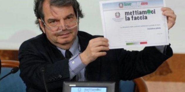 Le emoticons di Renato Brunetta sono andate in pensione