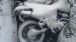 Neve, ghiaccio, maltempo al Nord