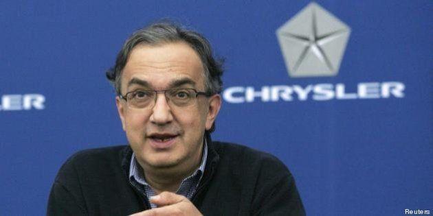 Fiat, Sergio Marchionne:
