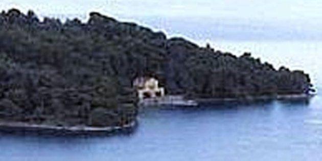Athina Onassis vende Skorpios, la celebre isola greca dove il magnate Aristotle sposò Jacqueline Kennedy...