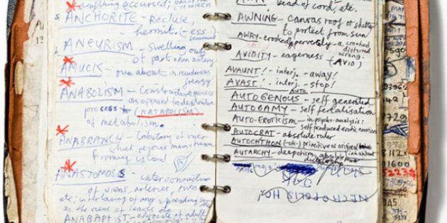 I segreti di Marilyn Monroe, Kurt Cobain e Albert Einstein: ecco i loro diari e appunti