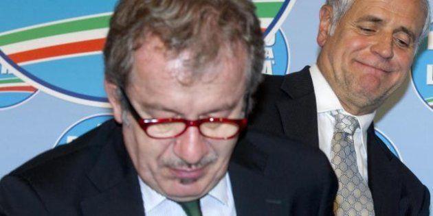 Roberto Formigoni non molla neanche dopo l'addio della Lega: