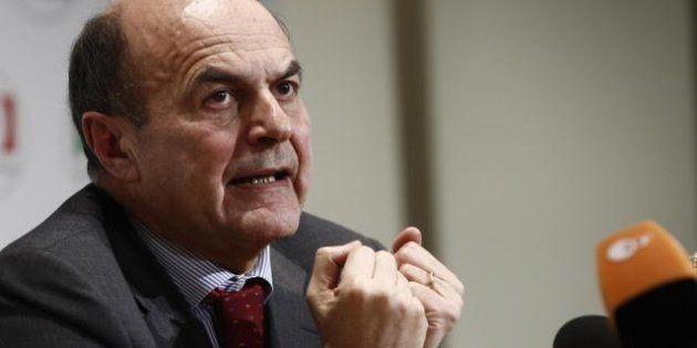 Pd, Pier Luigi Bersani:
