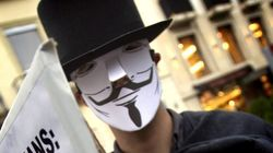 Anche Anonymous molla