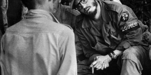 Fidel Castro assoldò nazisti come istruttori dei soldati cubani. Avvenne nel