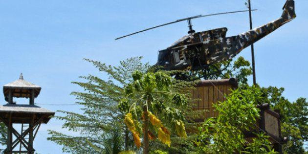 La villa del narcotrafficante Pablo Escobar diventa un parco tematico (FOTO,