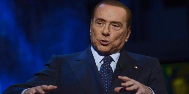 Silvio Berlusconi a radio Anch'io: