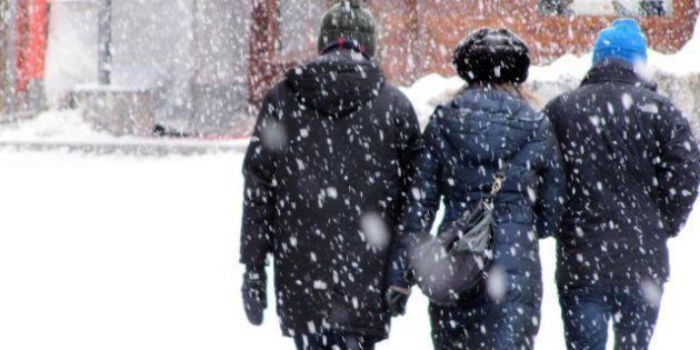 Maltempo, dall'Emilia alla Sardegna è arrivata la neve (FOTO)