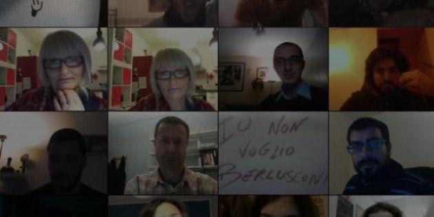 Silvio Berlusconi il ritorno: in rete è contro campagna elettorale, guerra degli hashtag #nonlovoto e...
