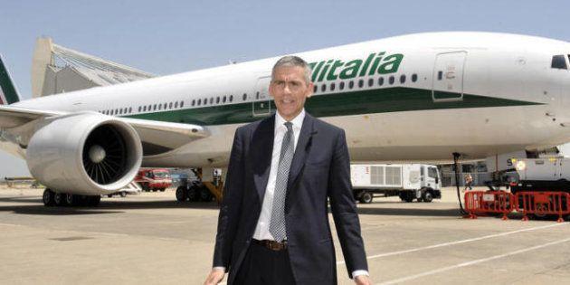 Alitalia, Andrea Ragnetti si dimette da tutte le cariche. I poteri passano ad interim a Roberto