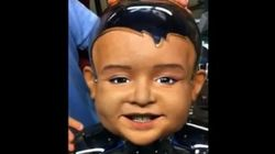 Ma è un bimbo o un robot?