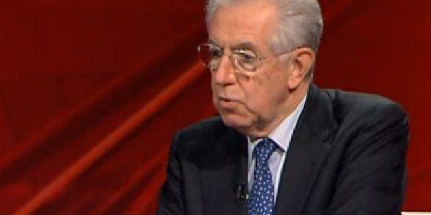 Elezioni 2013, Mario Monti a Sky: