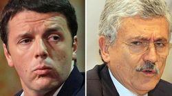 Il rottamato vede il rottamatore: pace tra D'Alema e Renzi, ex Popolari in agitazione e anche Bersani ha da