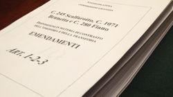 Quei 400 emendamenti tra noi e la legge contro