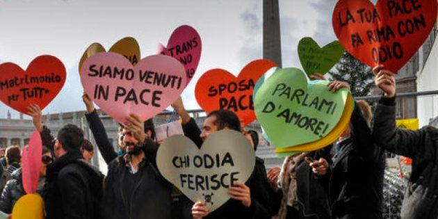 Gay: il richiamo di Franco Gallo, presidente della Consulta, al Parlamento: