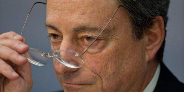 Banche, sotto la vigilanza di Mario Draghi quelle con attivi superiori a 30
