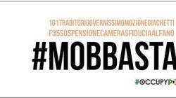 La nuova protesta di Occupy Pd contro i dirigenti: #mobbasta