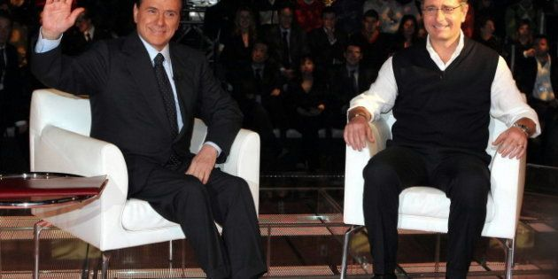 Paolo Bonolis su Silvio Berlusconi: