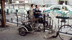 Come destreggiarsi tra risciò e tricicli ed essere