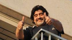 Maradona torna a Napoli: